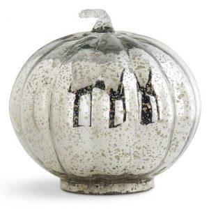 """11"""" Round Mercury Pumpkin"""