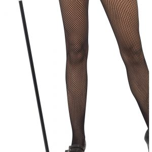 20s Style Black Dance Cane