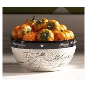 36-Piece Small Orange Pumpkins Set