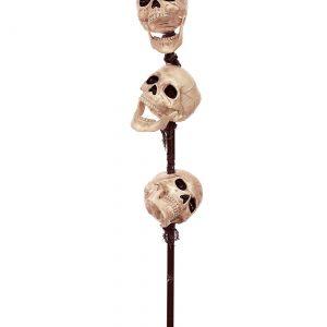 """44"""" Skull Totem"""