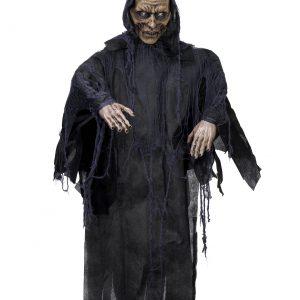 5 Ft Rotten Zombie Hanging Prop