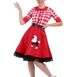 50s Darling Plus Size Women's Costume