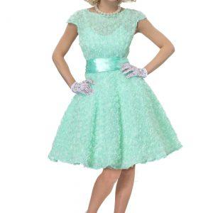 50's Plus Prom Dress