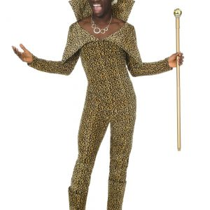 5th Element Ruby Rhod Costume with Wig