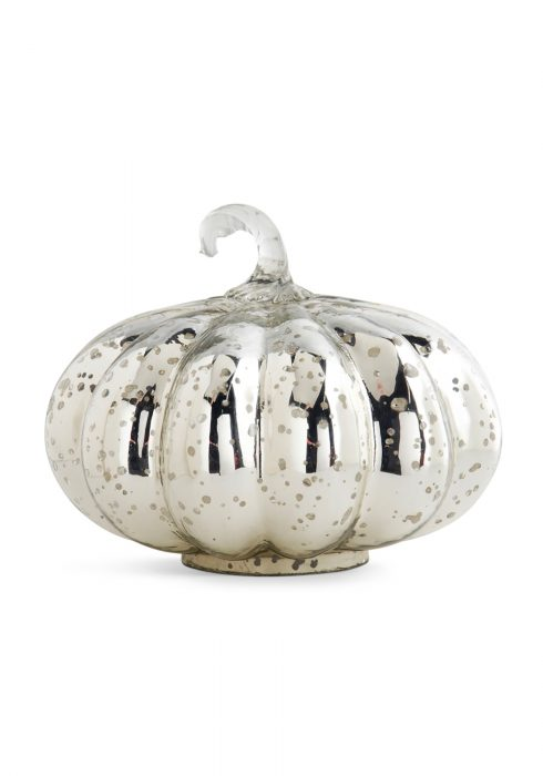 7'' Short Mercury Pumpkin
