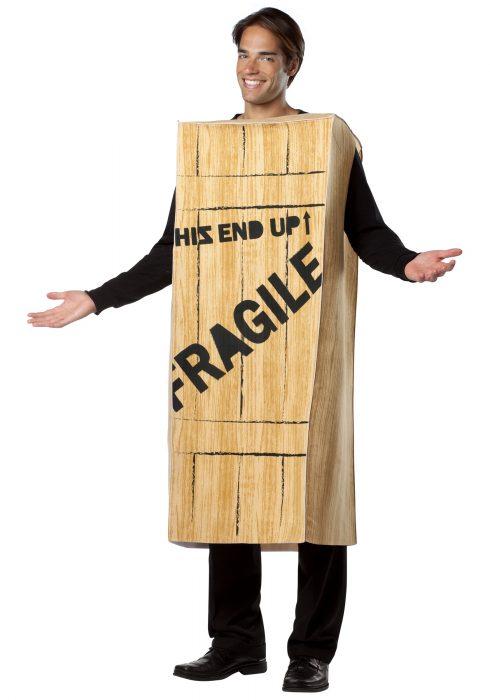 A Christmas Story Fragile Box Costume