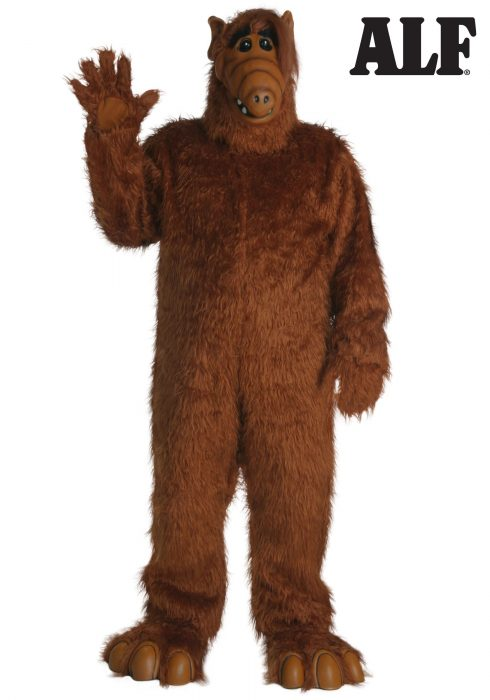 ALF Adult Costume