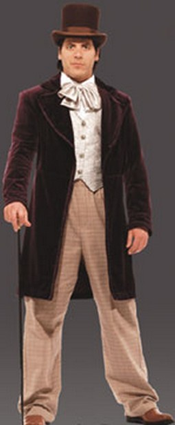 Adult 19th Century Gentleman Costume