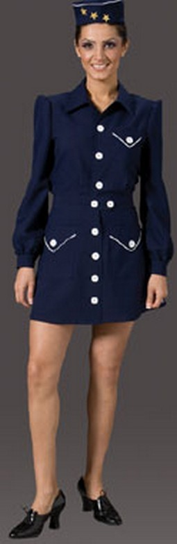 """Adult 40's """"Anchor's Away"""" Costume"""