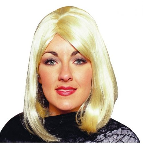 Adult 60's Blond Glamour Wig