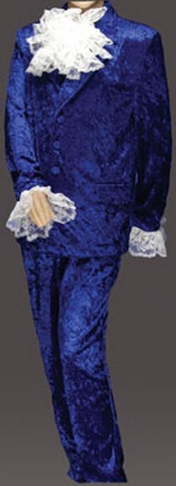 Adult 60's British Powers Suit