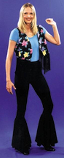 Adult 70's Costume Fringed Vest