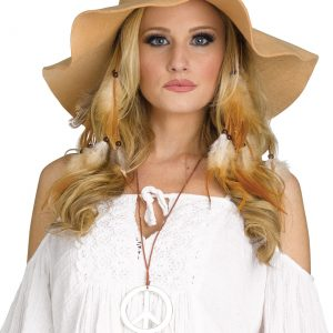 Adult 70s Floppy Hat