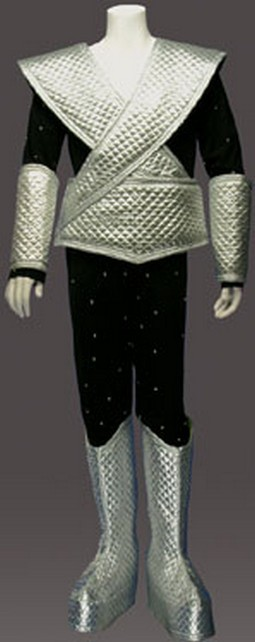 Adult 70's Rock Band Costume (Space Age)