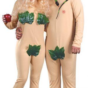 Adult Adam & Eve Costume