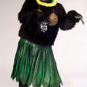 Adult Aloha Gorilla Costume