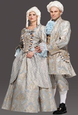 Adult Amadeus Costume