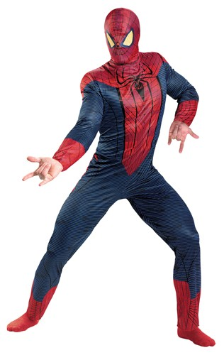Adult Amazing Spiderman Costume