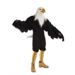 Adult American Eagle Costume