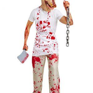 Adult American Horror Story Piggy Man Costume