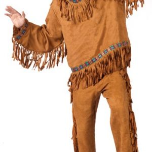 Adult American Indian Costume