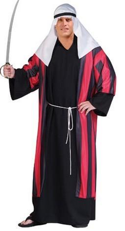 Adult Arab Knight Costume