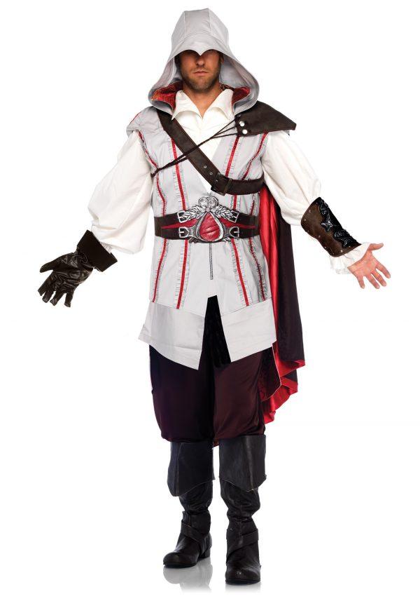 Adult Assassin's Creed Ezio Costume