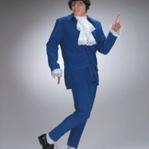 Adult Austin Powers Costume