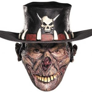 Adult Australian Zombie Costume Chinless Mask