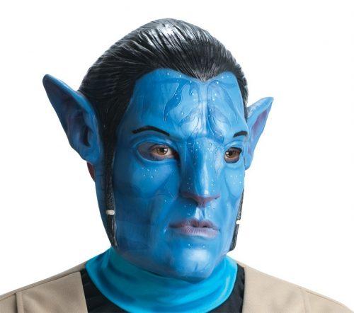 Adult Avatar Jake Sully Mask