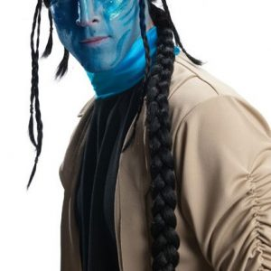 Adult Avatar Jake Sully Wig