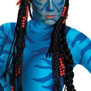 Adult Avatar Neytiri Wig