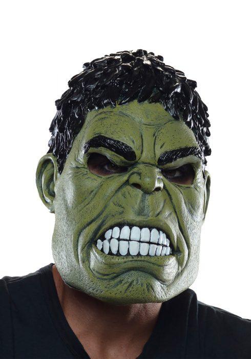 Adult Avengers 2 The Hulk 3/4 Mask