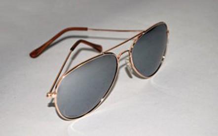 Adult Aviator Mirror Glasses