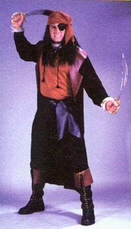 Adult Baron Buccaneer Costume