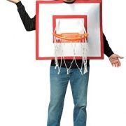 Adult Basketball Hoop Costume