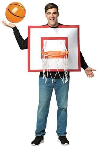Adult Basketball Hoop Costume