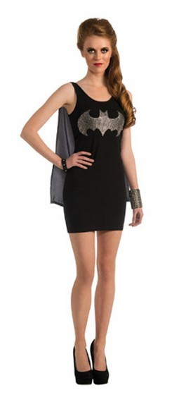 Adult Batgirl Tank Dress