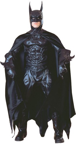 Adult Batman Movie Costume