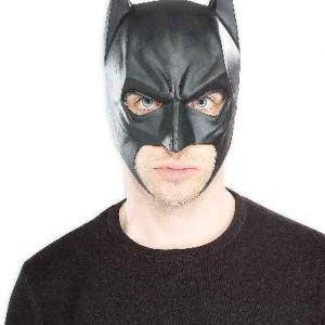 Adult Batman Vinyl Mask