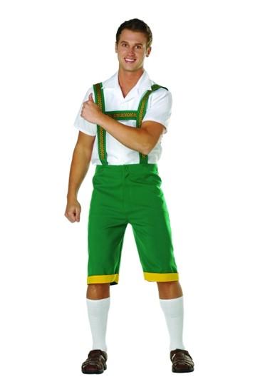Adult Bavarian Man Costume