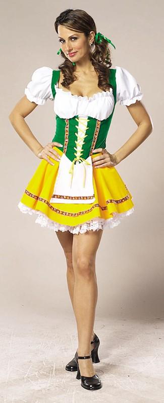 Adult Beer Garden Girl Costume