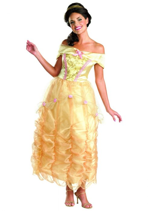 Adult Belle Costume