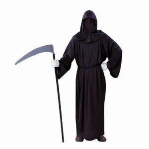 Adult Black Death Costume