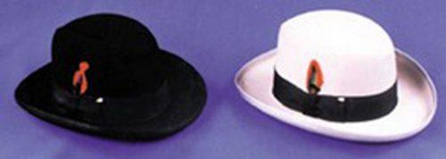 Adult Black Godfather Hat