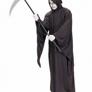 Adult Black Grim Reaper Costume