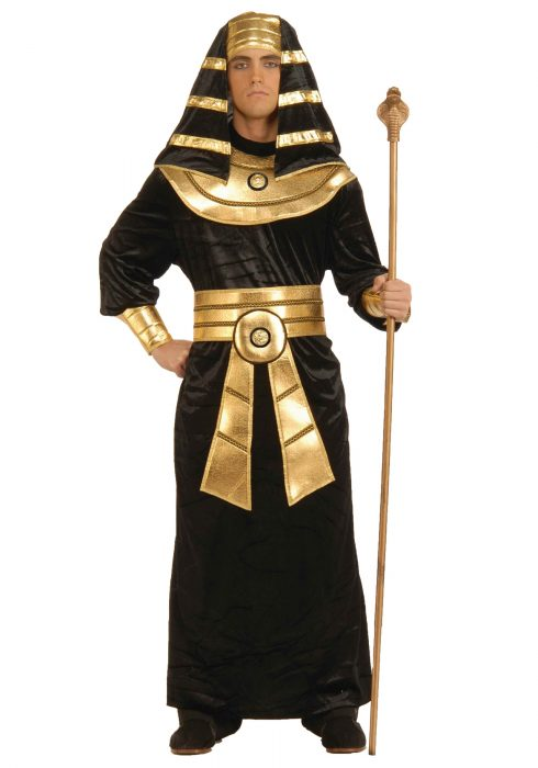 Adult Black Pharaoh Costume