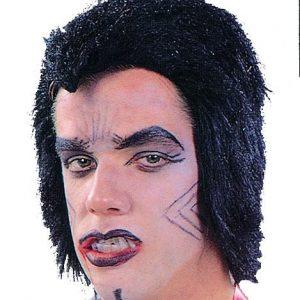 Adult Black Vampire Wig
