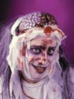 Adult Bleeding Brain Headpiece