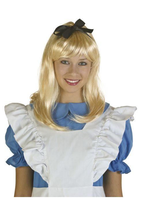 Adult Blonde Alice Wig